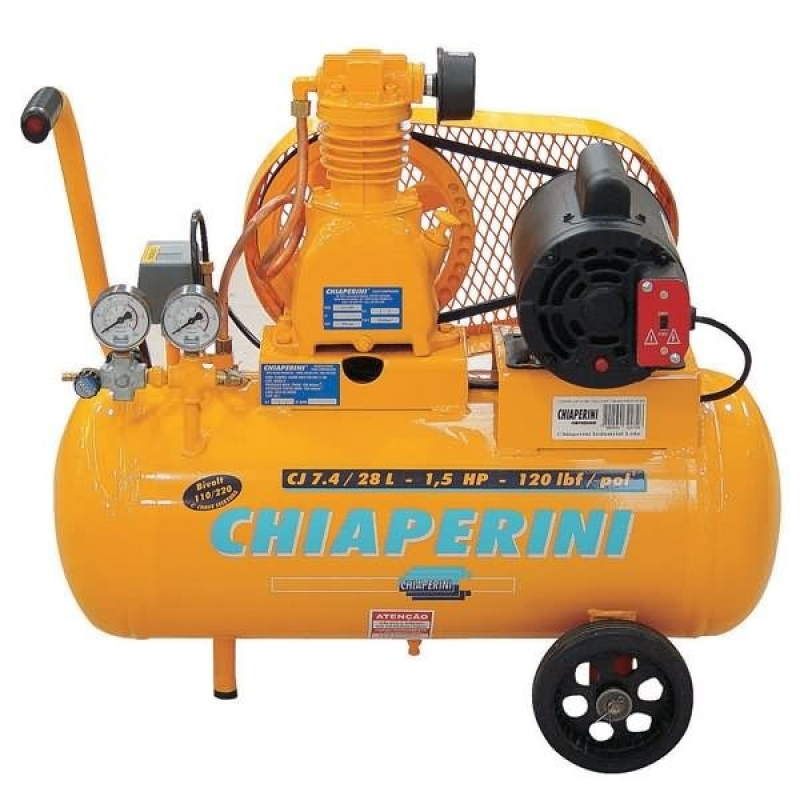 Alugar Compressor de Ar Preço Jardins - Locação de Compressor de Ar