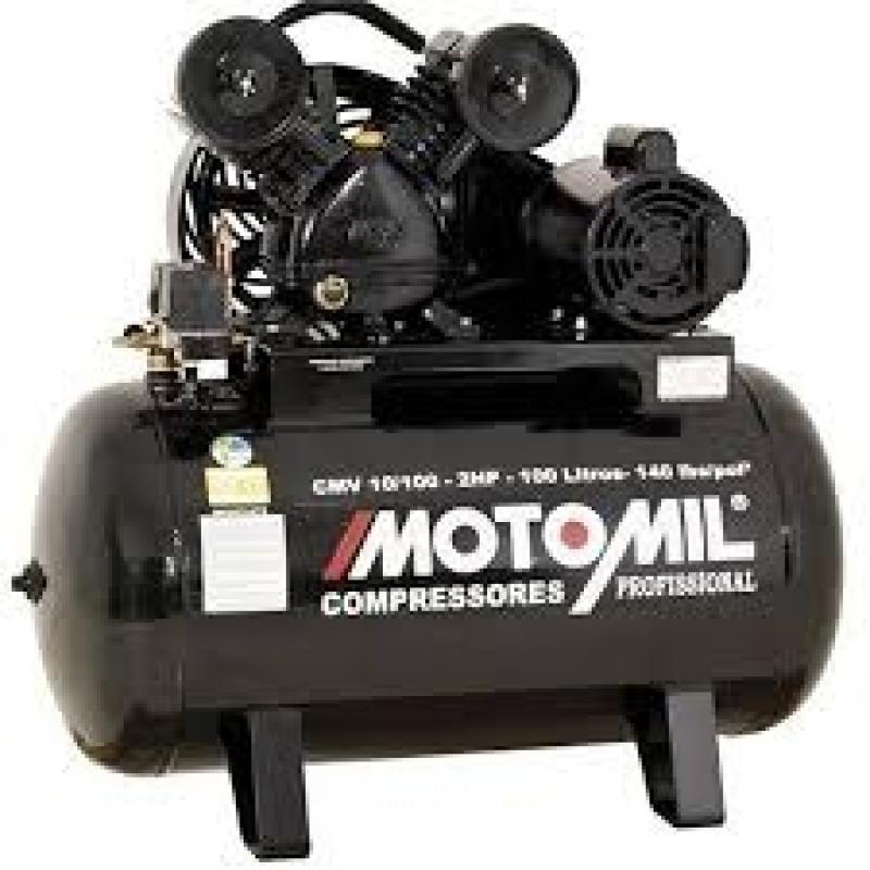 Aluguel de Moto Compressor Preço Água Branca - Locação de Compressor de Ar em Sp