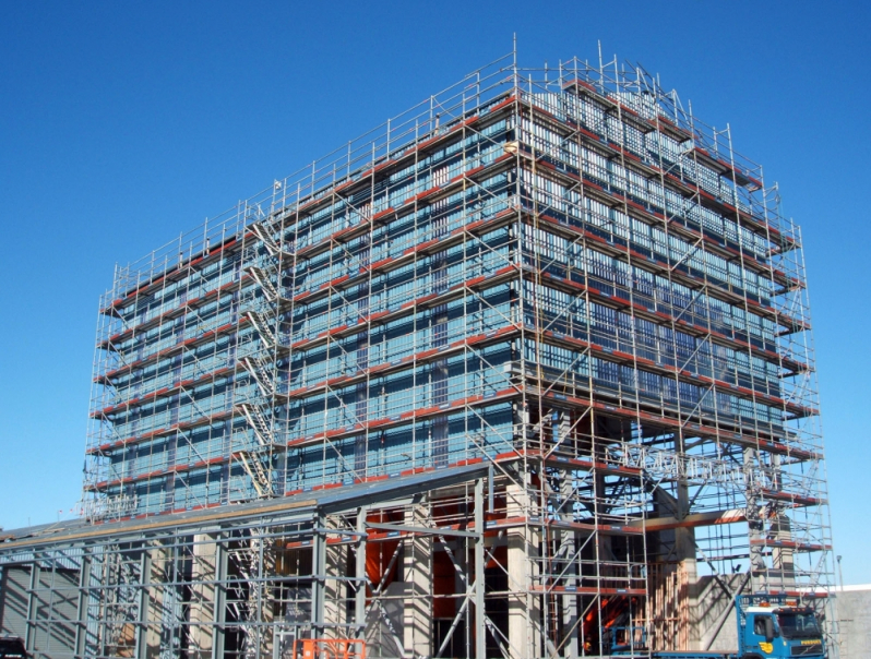 Onde Encontrar Aluguel de Andaime para Construção em Pinheiros - Aluguel de Andaime de Quadro