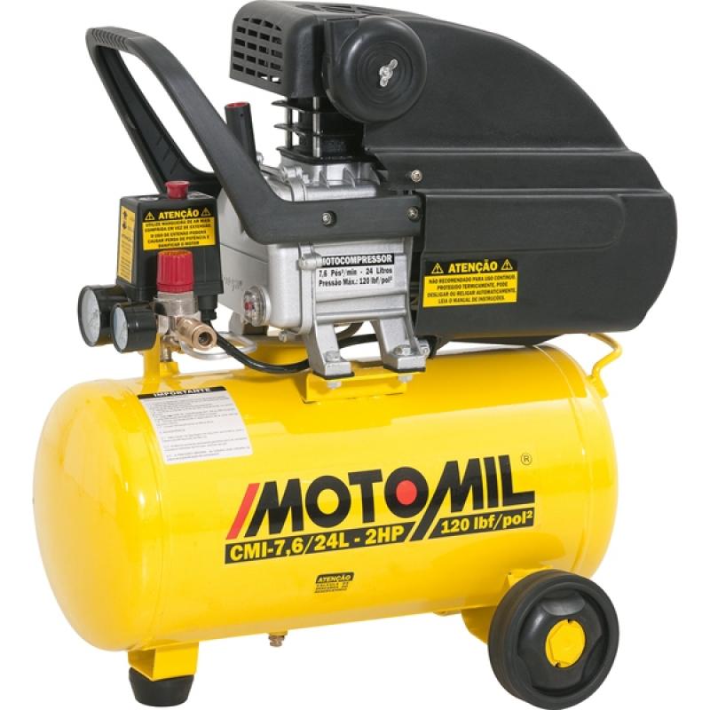 Quanto Custa Compressor de Ar para Alugar Itapevi - Compressor de Ar para Locação
