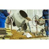 empresa de alugar betoneiras para obra Cidade Jardim