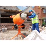 empresa de locação de betoneira em são paulo Mogi das Cruzes