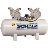 locação de compressor de ar preço Sacomã