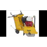 locação de cortadora de piso para obra preço Vila Buarque