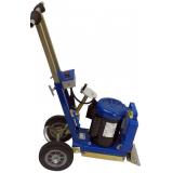 Locações de máquinas de raspar piso de madeira Vila Medeiros